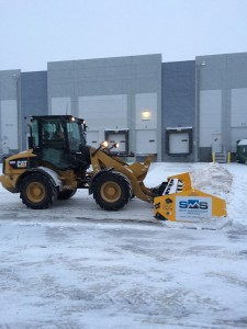 SMS Commercial Snow Plowing