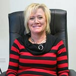 Lori Moriarty, Property Manager, Management Services Transwestern